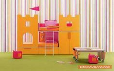 Cute, Colorful Funky And Fun Children Bedroom Furniture Set By BM2000 - http://www.kidsroomdecors.com/kids-room-decorating/cute-colorful-funky-and-fun-children-bedroom-furniture-set-by-bm2000.html
