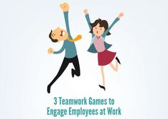 3 Teamwork Games to Engage Employees at Work | Levy Marketing + Awards