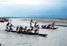 11 Best Tourist Places to Visit in Assam - Tour Plan To India Brahmaputra River, India Travel Guide, Northeast India, Indian River, Visit India, Tourist Places, Incredible India, Lonely Planet, Us Travel
