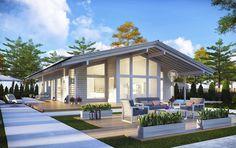 Строительство шале фахверк под ключ - проекты коттеджей домов в стиле шале фахверк цена комбинированного строительства - купить красивый шале из бруса| Lumi Polar
