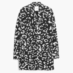 9 Printed Coats to Brighten a Dreary Winter Day - Mango   - from InStyle.com