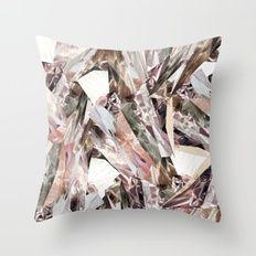 Arnsdorf SS11 Crystal Pattern Throw Pillow