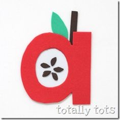 lowercase letter crafts - the entire alphabet. so cute!