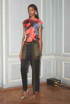 Juan Carlos Obando Fall 2015 Ready-to-Wear - Collection - Gallery - Style.com