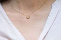 Designers, Jewelry Design, Gold Necklace, Style, Fashion, Swag, Moda, Gold Pendant Necklace, Fashion Styles