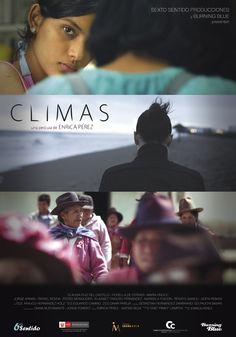 Climas Director: Enrica Pérez 2014