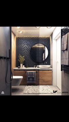 Bathroom Design Luxury, Bathroom Layout, Modern Bathroom Design, Home Interior Design, Bathroom Renos, Laundry In Bathroom, Small Bathroom, Dream Bathrooms, Beautiful Bathrooms
