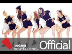 [EXID(이엑스아이디)] 아예 (Ah Yeah) Music Video [Official MV] - YouTube