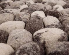 Round Ayaan Stone Rugs