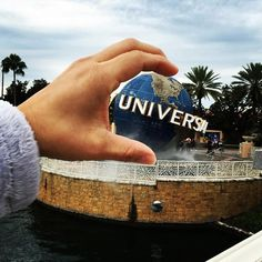 The universe is yours at Universal Orlando Resort. (IG Cred: @ danioscouto)