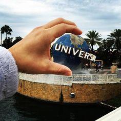 All mine!!! Todo meu!!!  #UniversalMoments #OrlandoCity #LoveIt