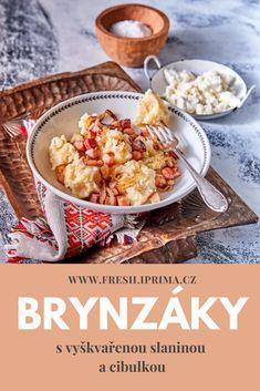 #brynza #bryndza #knedliky #recept #primafresh Fresh