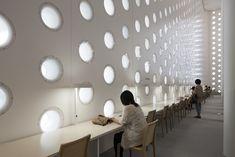 Kanazawa Umimirai Library / Coelacanth K Architects