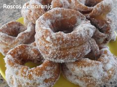 Beignets, Flan, Canapes, Doughnut, Baked Goods, Baking, Desserts, Recipes, Churros
