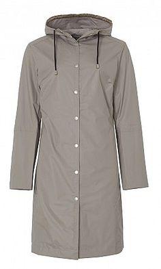Tempest raincoat - Plümo Ltd