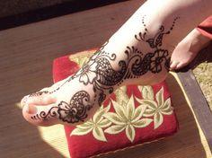 Henna Designs Feet
