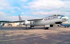 A SAC Boeing B-47E Stratojet