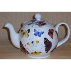 Butterfly Garden Teapot [BGT]