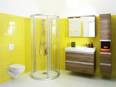 Joyous Yellow Bathroom Ideas (9 Photos) | Bathroom IdeasBathroom Ideas