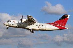 TACA Regional (Aviateca) (2008) « Airline Color Schemes
