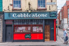 The Cobblestone Pub - North King Street (Dublin 7) - not far from home!