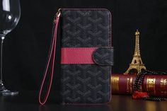 Goyard Samsung Galaxy Edge Case Wallet Red [IPP - Goyard Samsung Galaxy Edge Case Wallet Red - Designed for the Samsung Galaxy Edge. - Wallet case gives full protection - Magnetic Lock Design Samsung Galxy, S7 Edge, Galaxy S7, Phone Cases, Wallet, Pattern, Black, Cover, Totes
