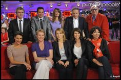 PHOTOS - Claude Serillon, Laurent Gerra, Diane Ducret, Michel Drucker…