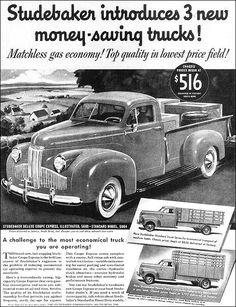 1941 Studebaker De Luxe Coupe Express
