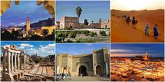 Explore various #Cultural and #Historical Tourist Attractions in #Morocco including #Marrakech and the #Sahara.
