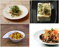 10 Ideas For Dinner Tonight: Raw Food