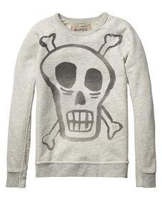 Special Rocker Sweater - Scotch