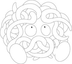 coloring pages print cubone coloring