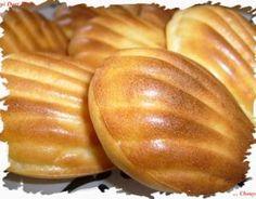 Recette - Madeleines de pommes de terre ! | 750g Beignets, Flan, Entrees, Biscuits, Brunch, Dairy, Food And Drink, Nutrition, Bread