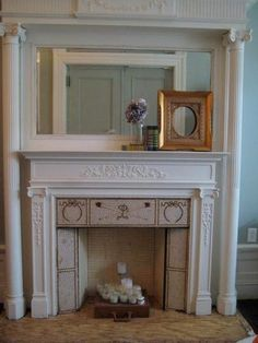 Good idea for a non working fireplace