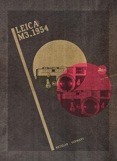 Leica Legend M3 1954. Wetzlar. Germany. Leica Store São Paulo (Prata para campanha)   Clube de Criação de São Paulo