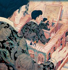 Inception by Victo Ngai