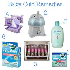 Our Blog: Baby cold remedies. I still use some of these on my 9 yr old