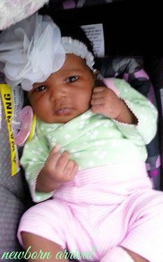 Newborn Black Babies, Black Baby Girls, Cute Black Babies, Beautiful Black Babies, Newborn Baby Dolls, Cute Baby Girl, Beautiful Children, Cute Babies, Baby Kids