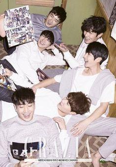 SHINHWA Releases Photo as Whole Group Prior to Their Comeback