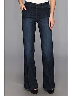 1970s wide leg permanent crease denim here I come!  NYDJ at Zappos. Free shipping, free returns, more happiness!