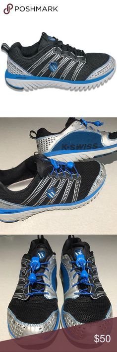 K-Swiss Men's Blade Running Shoe Flow cool system  ultra light super cushioned running shoe K-Swiss Shoes Athletic Shoes