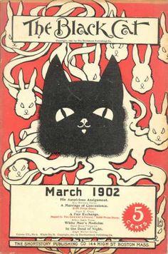 Black Cat (Magazine) - 3/1902