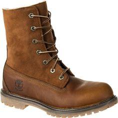 Timberland Authentics Teddy Fleece Waterproof Fold-Down Boot - Women\\\'s