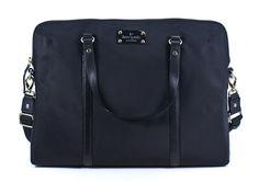 Kate Spade New York Gramercy Park Calista Laptop Bag. Black List Price: $328.00 Our Price: $288.00 Savings: $40.00