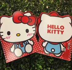 Hello Kitty notebook ٩(๑❛ᴗ❛๑)۶ Sanrio Hello Kitty, Stationery, Photo And Video, Instagram, Stationery Shop, Paper Mill, Stationery Set, Office Supplies