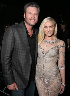 Gwen Stefani and Blake Shelton Best Quotes About Each Other | POPSUGAR Celebrity                                                                                                                                                      More