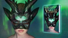 AWESOME FANTASY BOOK TRAILER! Dreams of Ýdalir: The Illustrated Fantasy Novel. Hardcover. project video thumbnail