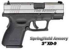 Springfield XD Subcompact 9mm