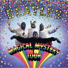 April 25, 1967 - Just days after the completion of Sgt. Pepper's Lonely Hearts Club Band, The Beatles embark upon their next project, recording the theme to 'Magical Mystery Tour' at Abbey Road studios in London. •• #thebeatles #abbeyroad #1960s