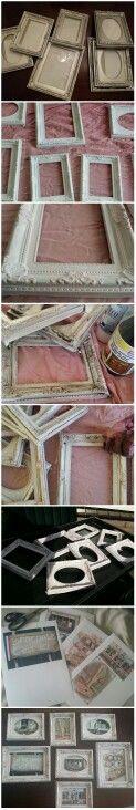 Van Zilveren fotolijstjes tot Brocante eyecatchers.